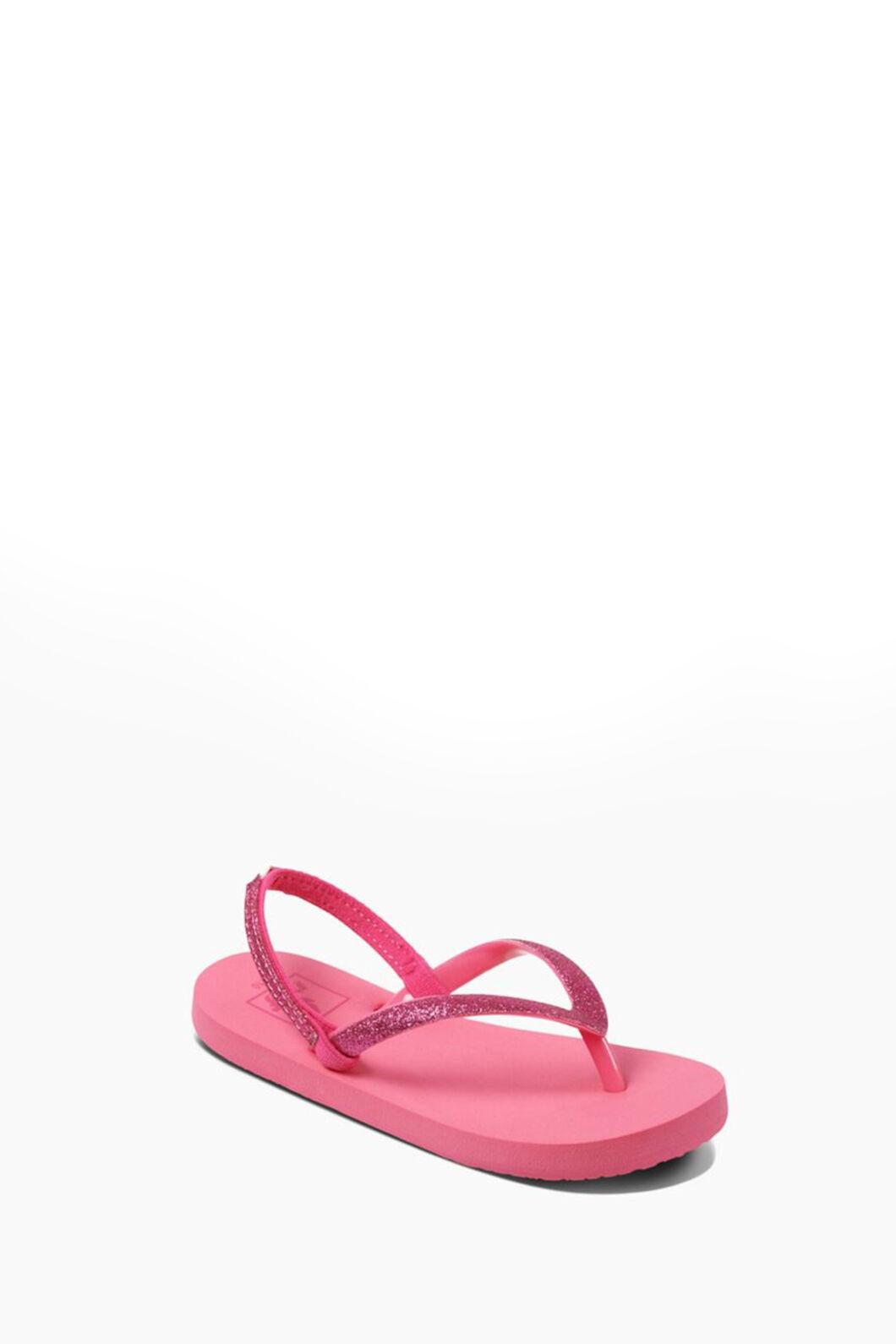 Reef Little Stargazer Sandals — Kids', Hot Pink, hi-res