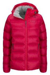 Macpac Women's Sundowner Pertex® Hooded Down Jacket, Persian Red, hi-res