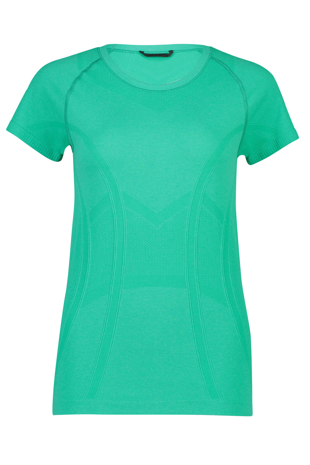 Limitless Short Sleeve Tee - Women's, Deep Green, hi-res