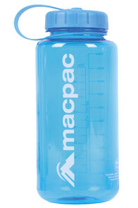 Macpac Drink Bottle 1L, Blue, hi-res