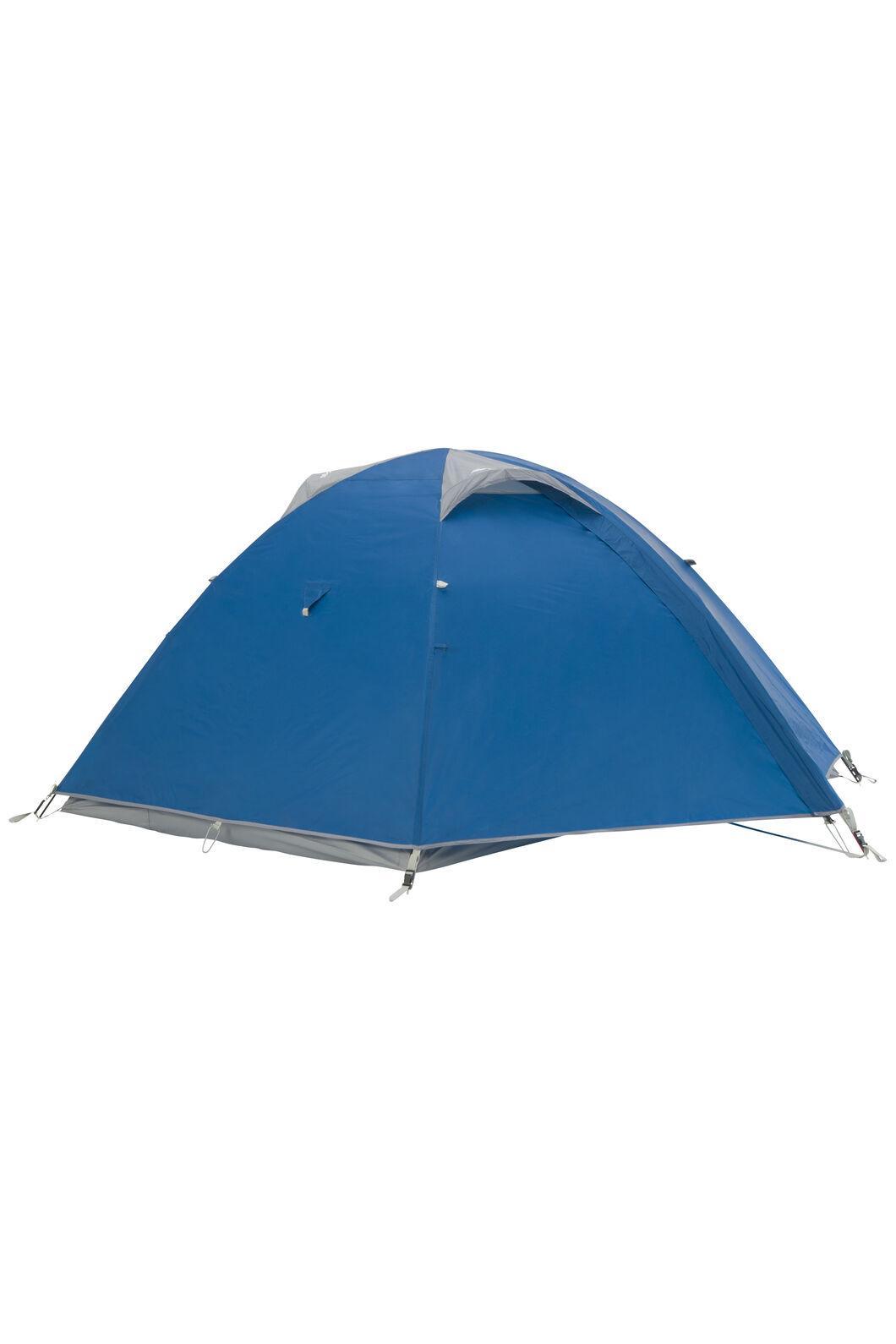 Macpac Polaris Camping Tent, Imperial Blue, hi-res