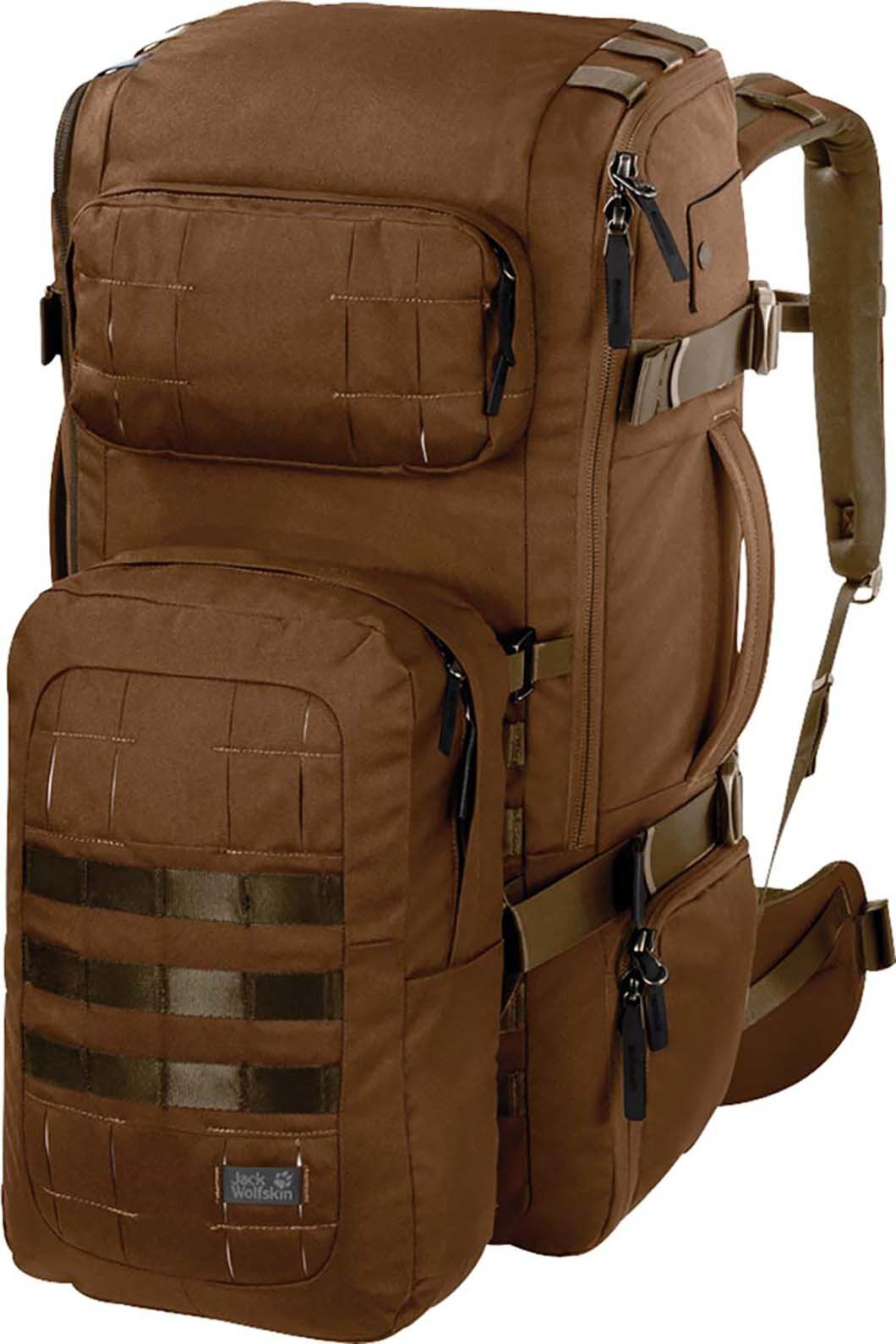 Jack Wolfskin TRT Travel Pack 55 + 10L, None, hi-res