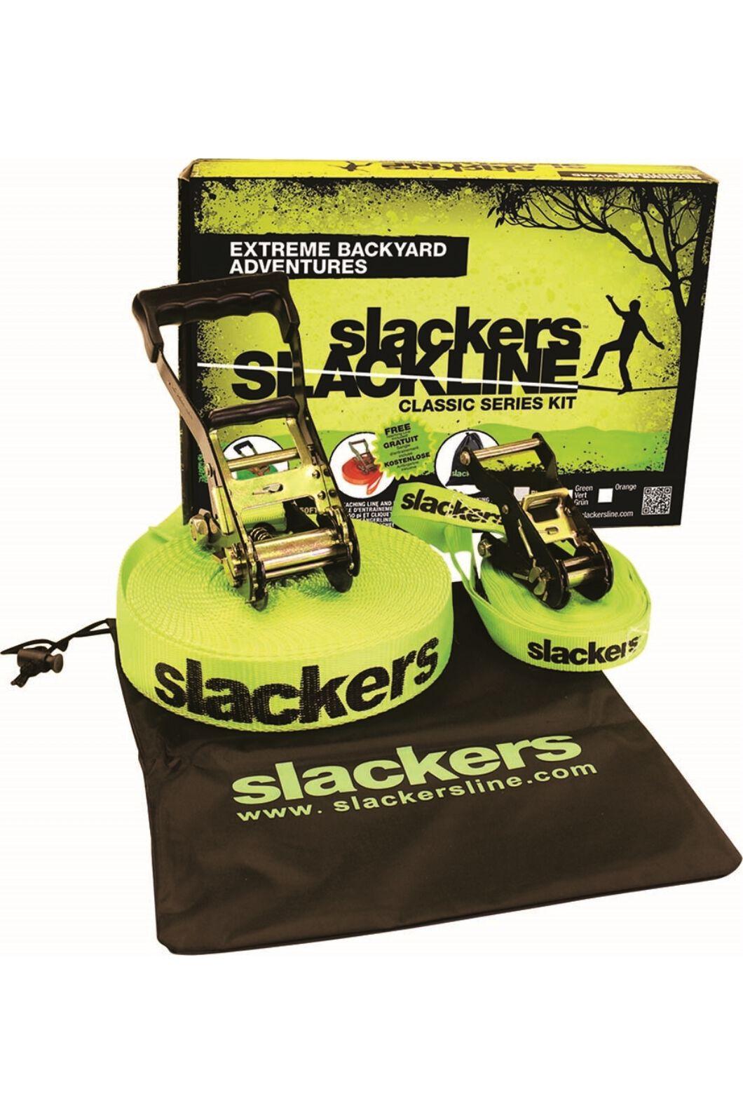 Slackers 50' Slackline Classic, None, hi-res