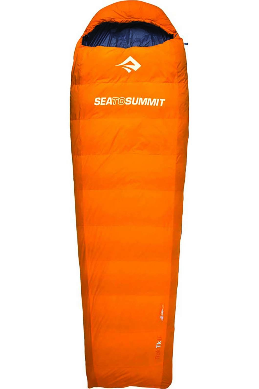 Sea to Summit Trek TKII Left Handed Zip Sleeping Bag, None, hi-res