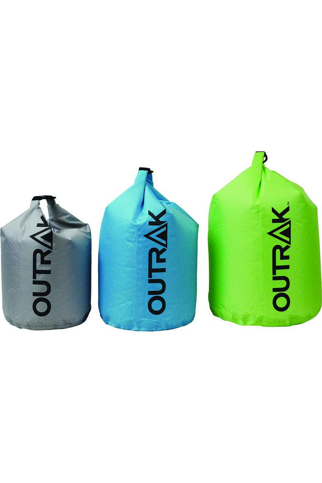 Outrak 3 Pack Lightweight 5/10/15L Dry Bag, None, hi-res