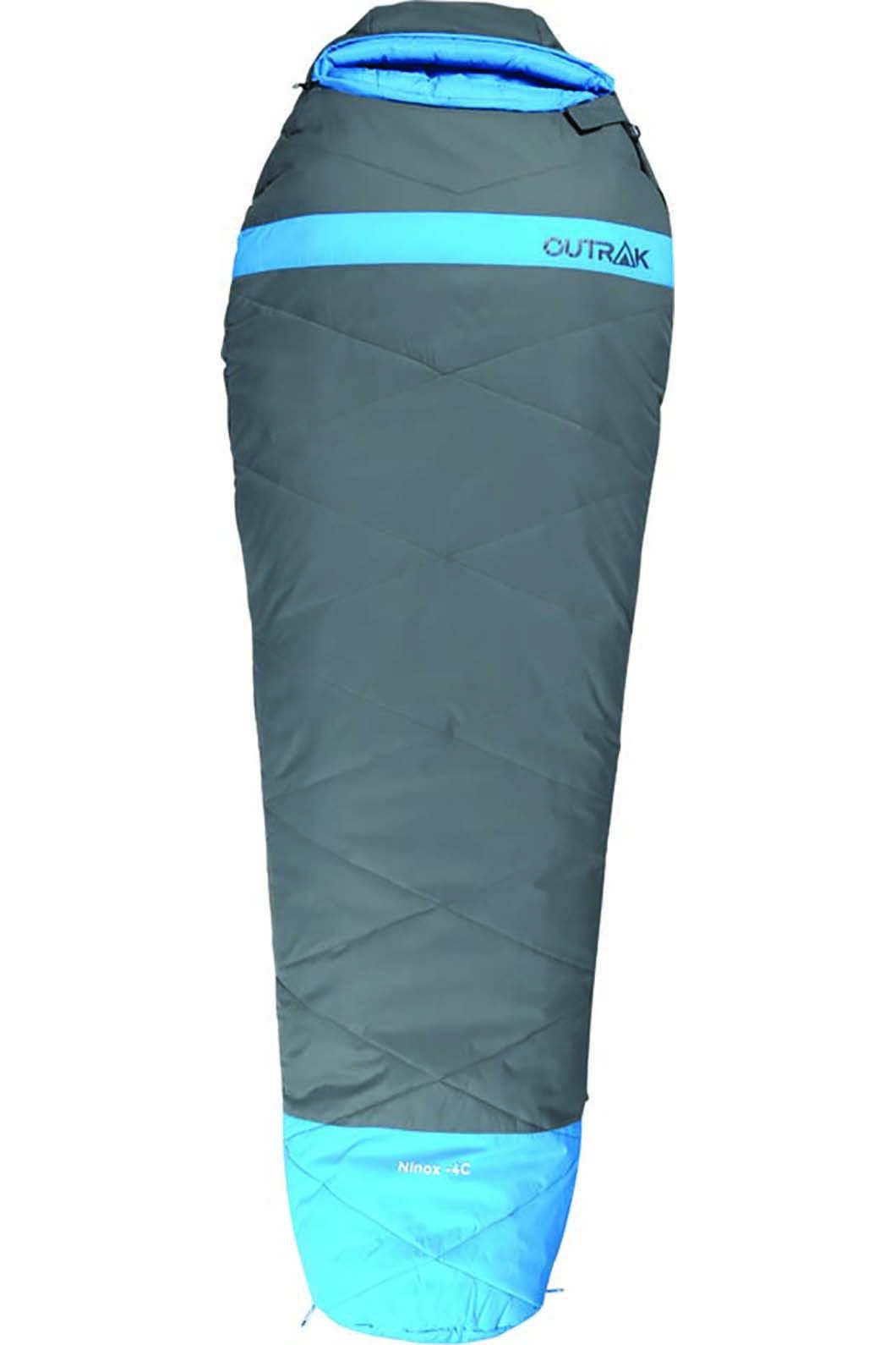 Outrak Ninox Sleeping Bag -4, None, hi-res