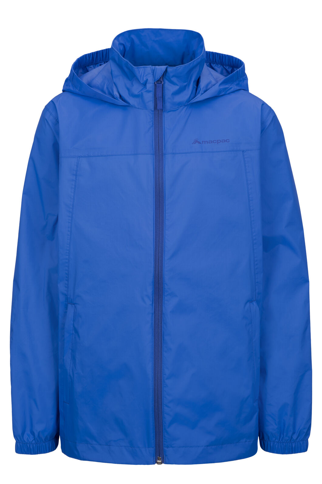 Macpac Pack-It-Jacket — Kids', Strong Blue, hi-res