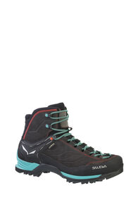 Salewa Mountain Trainer Mid GTX - Women's, Magnet/Viridian Green, hi-res