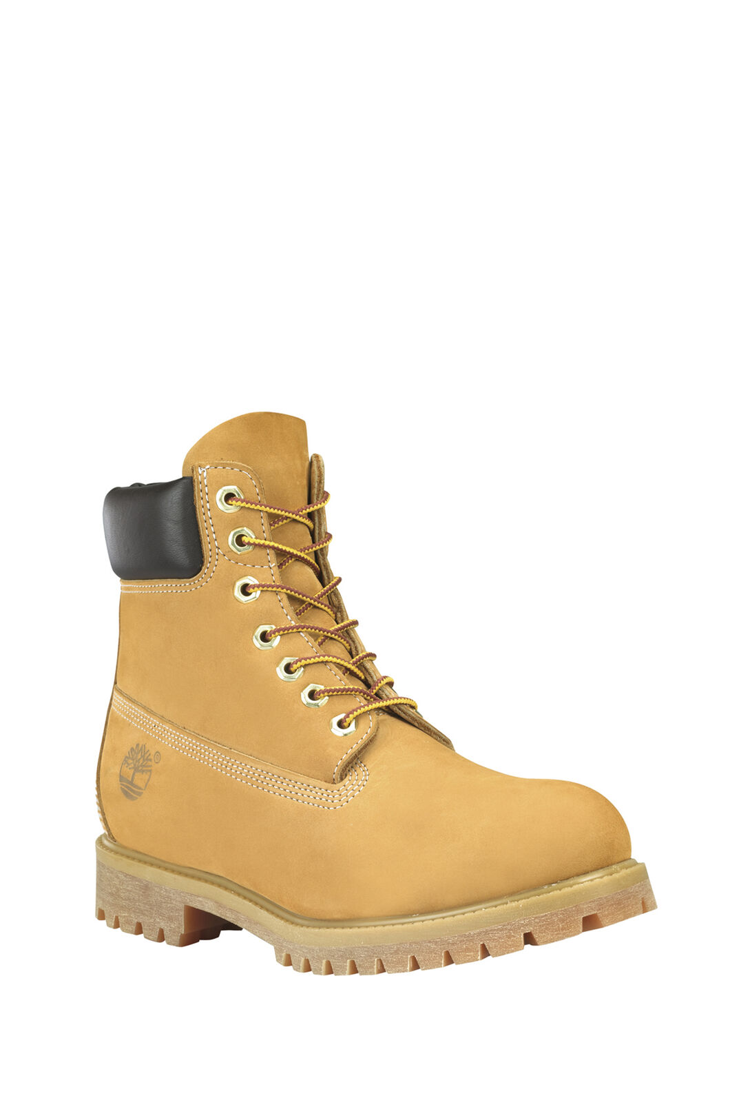 Timberland 6-Inch Premium WP Boots — Men's, WHEAT NUBUCK, hi-res