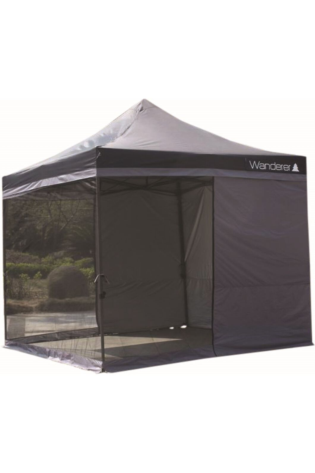 Wanderer Gazebo Ultimate Heavy Duty Double Wall Kit, None, hi-res