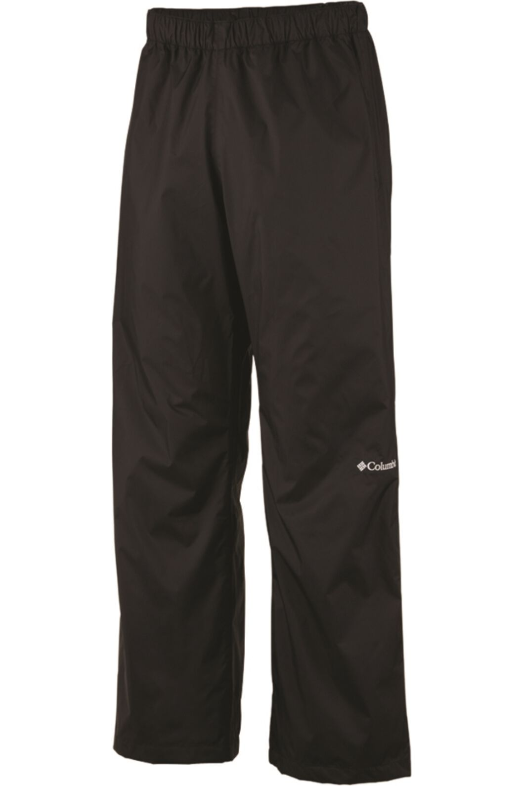 Columbia Men's Rebel Roamer Rain Pants, Black, hi-res