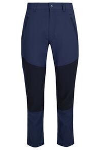 Macpac Men's Endurance Pertex® Hiking Pants, Black Iris, hi-res