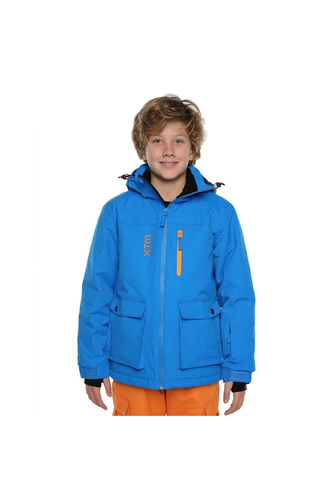 XTM Kids' Kamikaze Jacket, Navy, hi-res
