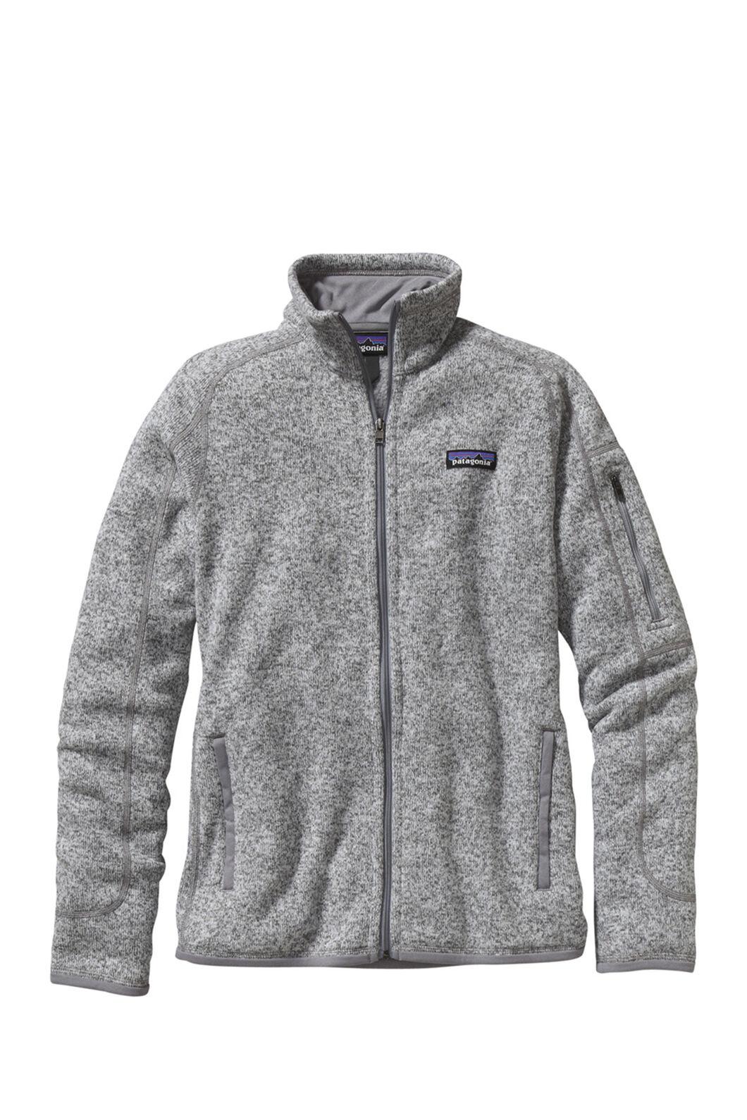Patagonia Better Sweater Jacket — Women's, BIRCH WHITE, hi-res