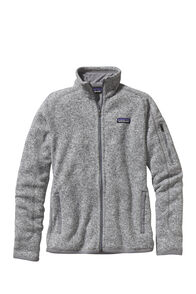 Patagonia Better Sweater Jacket — Women's, BIRCH WHITE, hi-res