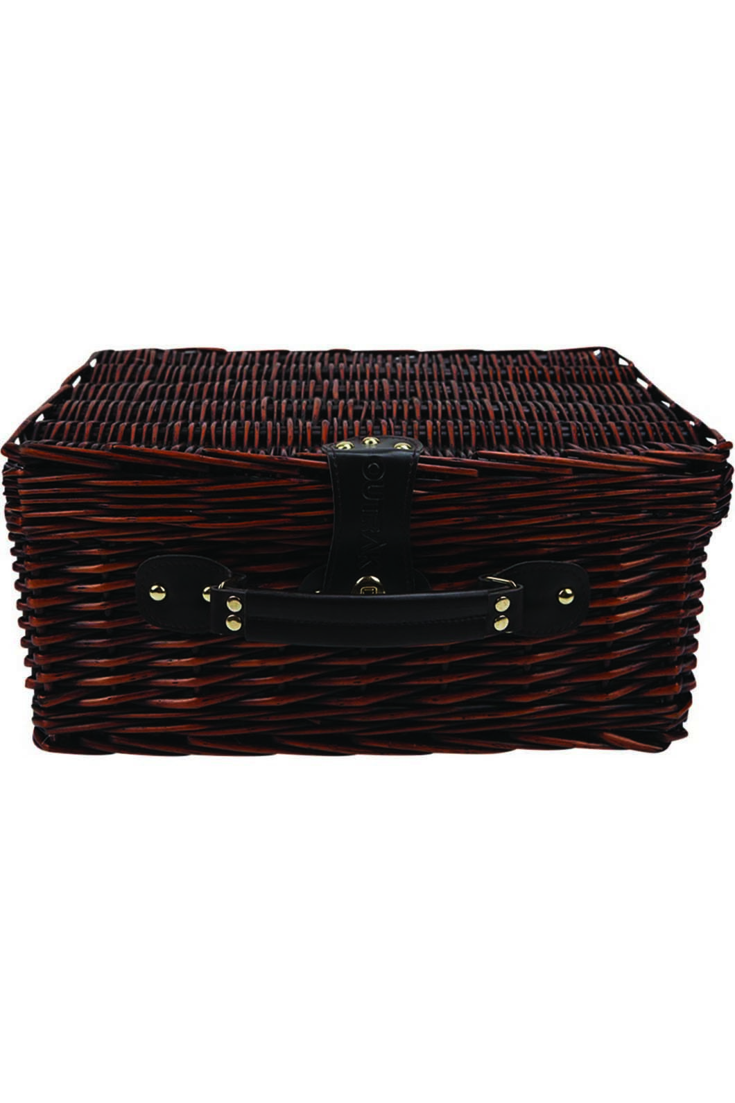 Outrak Picnic Basket 4 Person 4 Person, None, hi-res