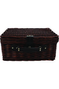 Outrak Picnic Basket 4 Person 4 Person, None, hi-res