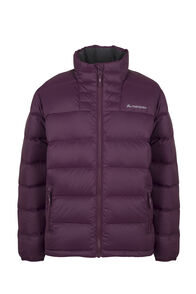Macpac Atom Down Jacket - Kids', Potent Purple, hi-res