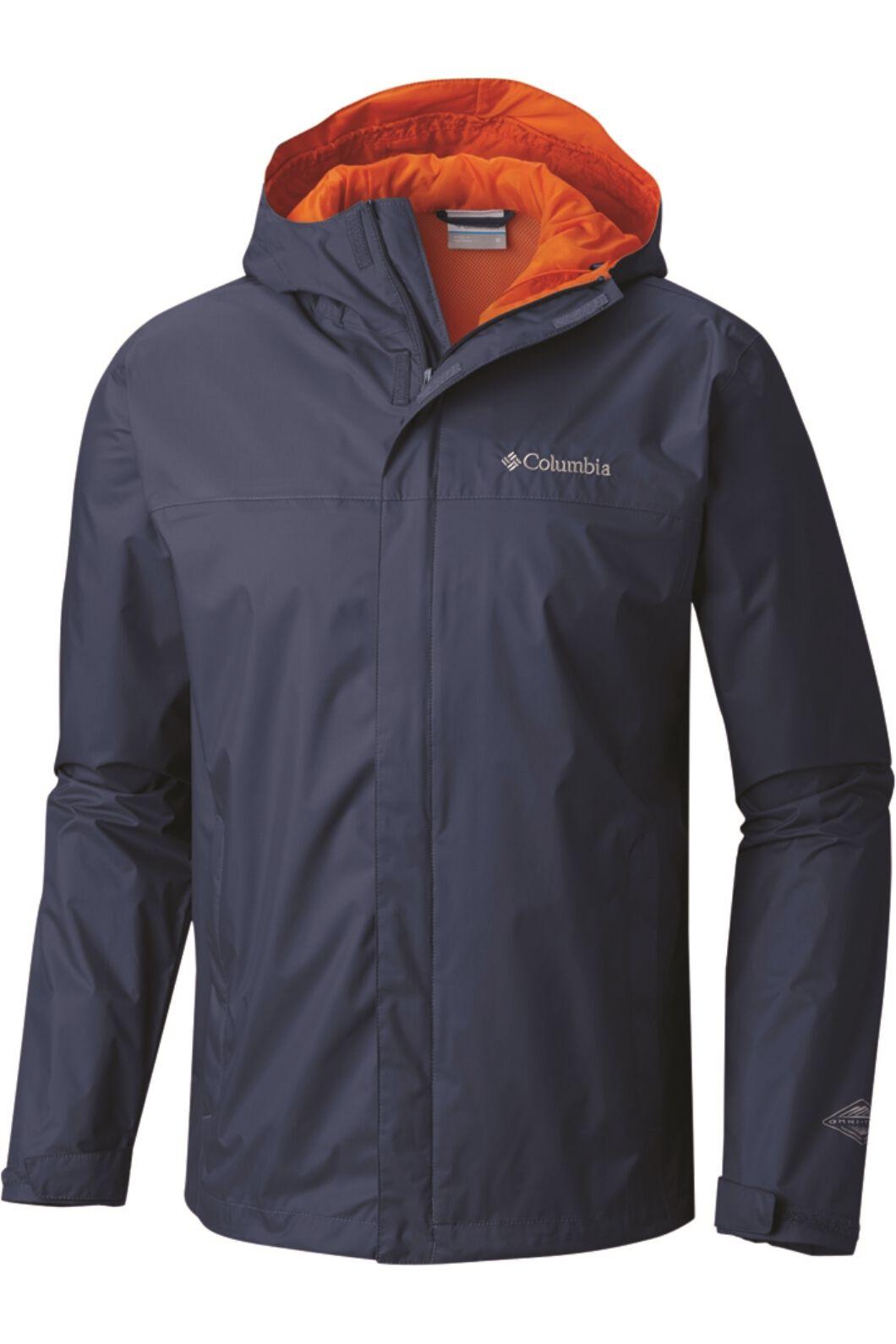 Columbia Men's Watertight II Jacket Heatwave, Carbon, hi-res
