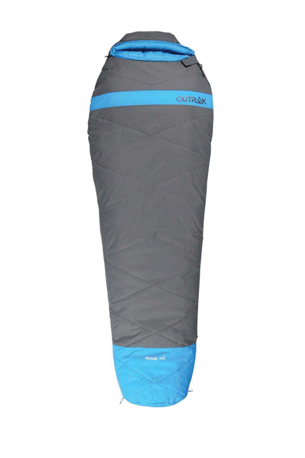 Outrak Ninox Sleeping Bag -4, None, hi-res