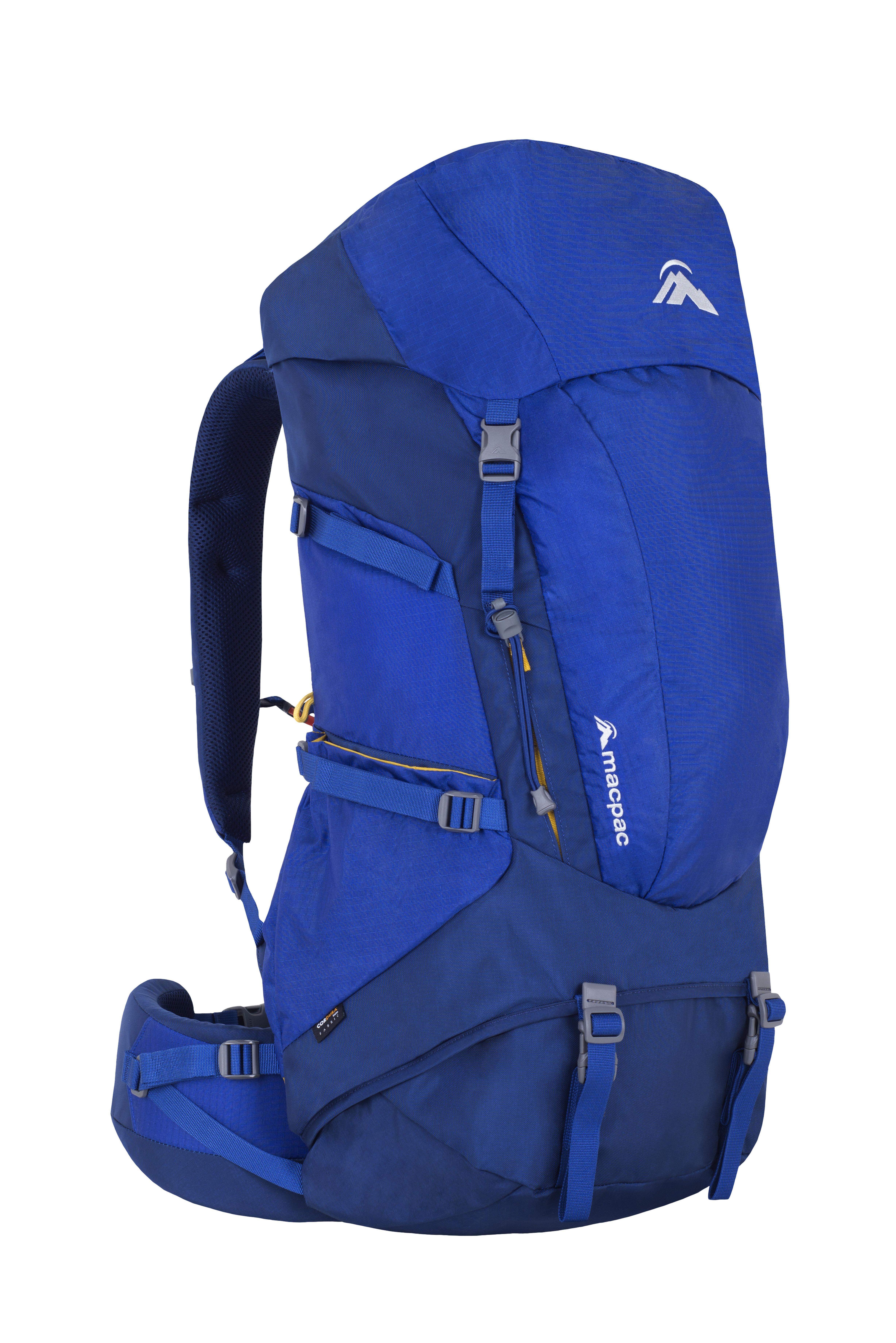 Victoria Blue Macpac Torlesse 50 V2 Rucksack S3