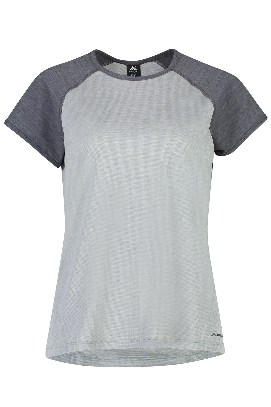 Take a Hike Short Sleeve Top - Women's, Pearl, hi-res