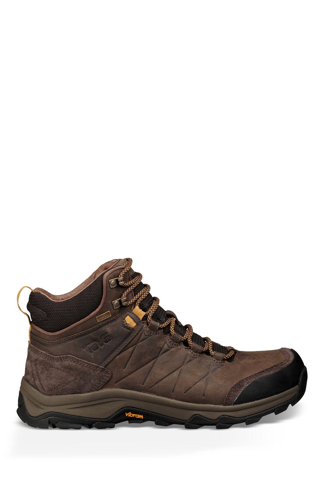 Teva Arrowood  Riva WP Hiking Boots — Men's, Turkish Coffee, hi-res