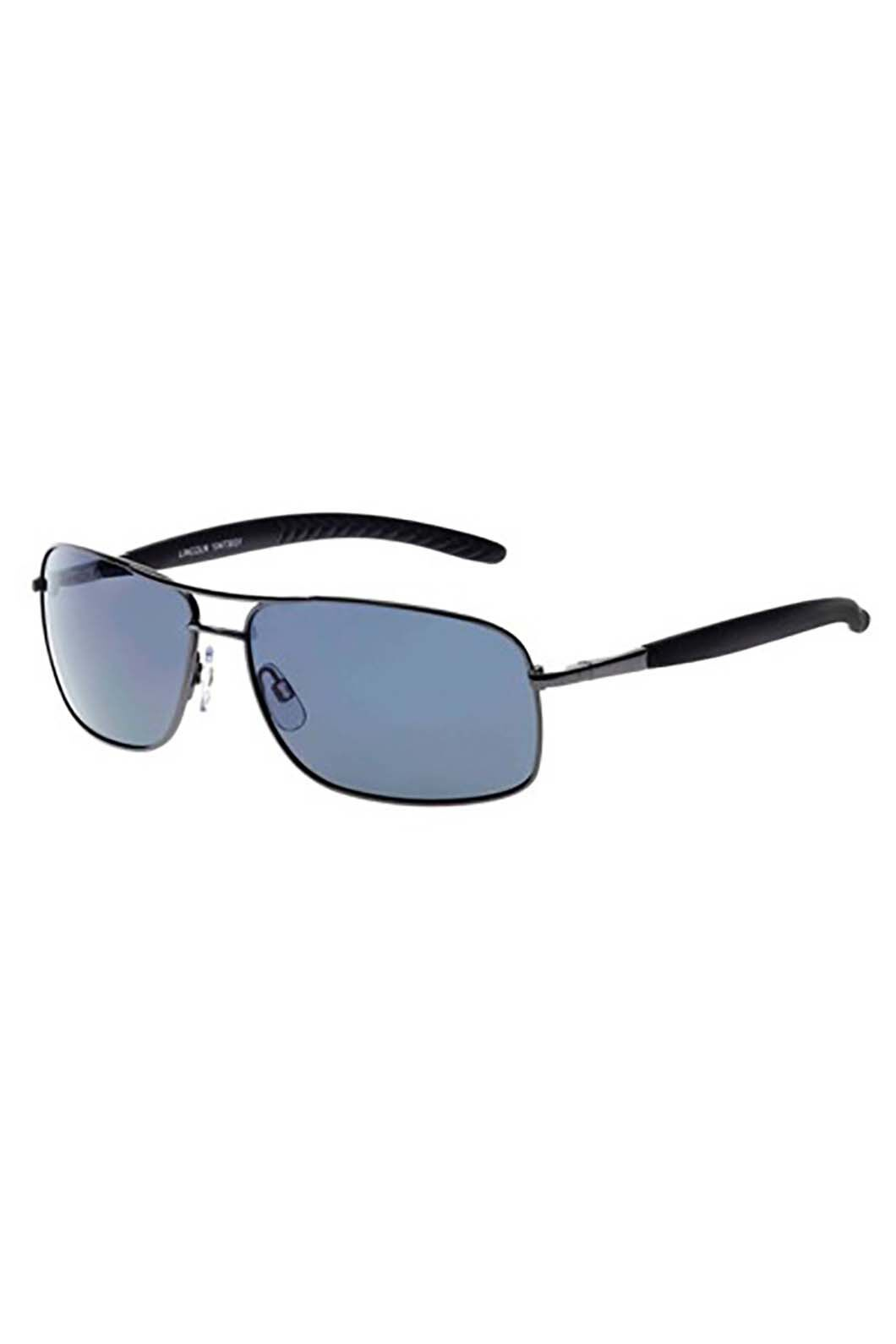 Cancer Council Unisex Lincoln Polarised Sunglasses, Gunmetal, hi-res