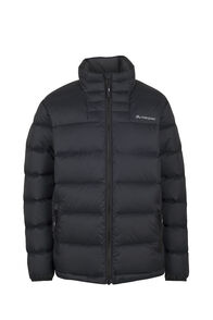 Macpac Atom Down Jacket — Kids', Black, hi-res