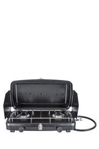 Wanderer 2 Burner Compact LPG Portable Stove, None, hi-res