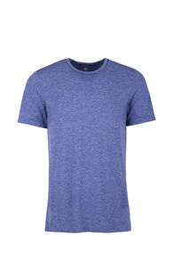 Macpac Limitless Short Sleeve Tee - Men's, Washed Navy, hi-res