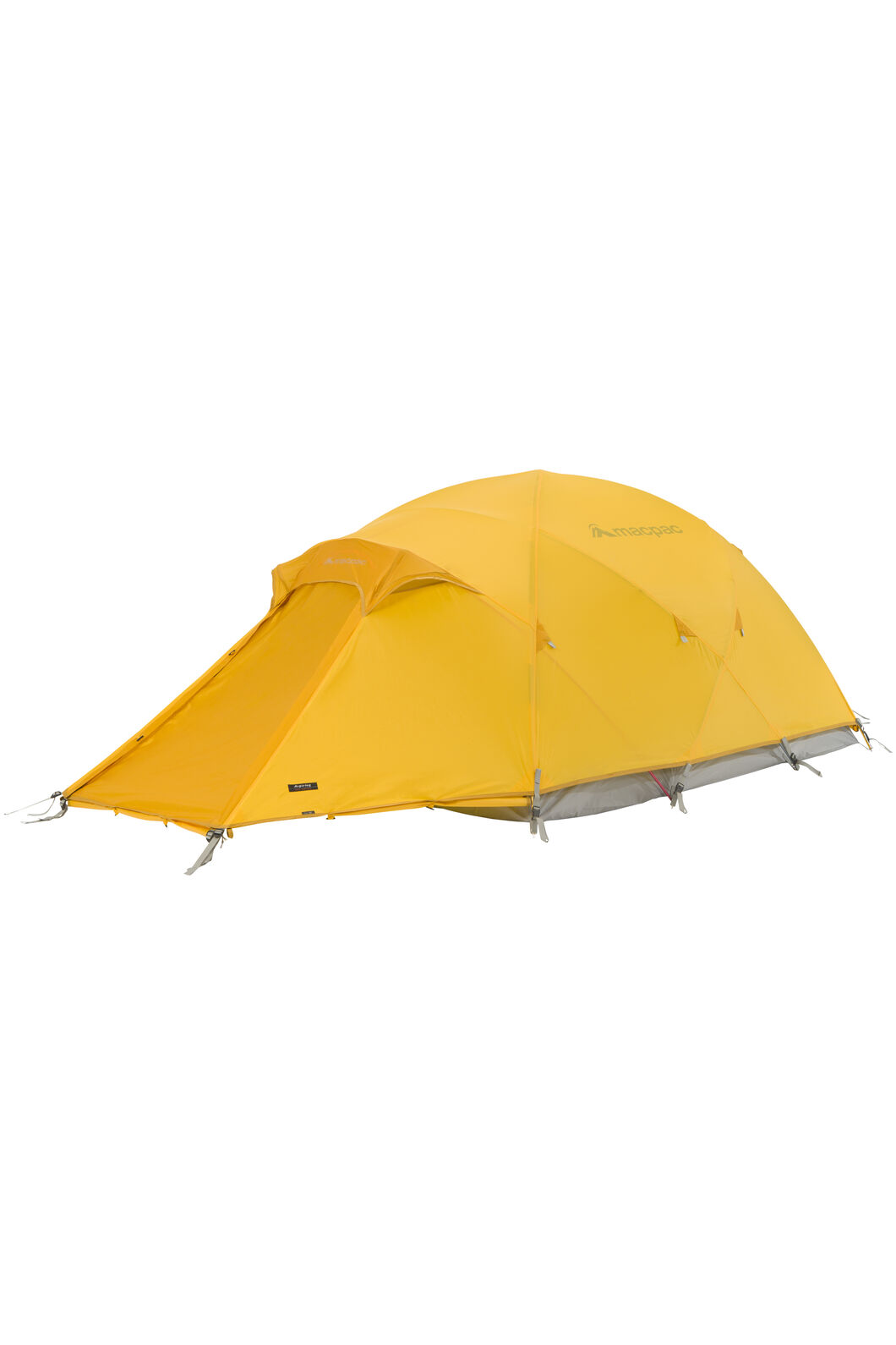 Macpac Aspiring Alpine Tent — Three Person, Spectra Yellow, hi-res