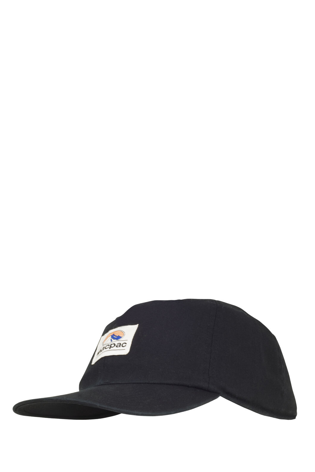 Macpac Vintage Cap, Black Patch, hi-res