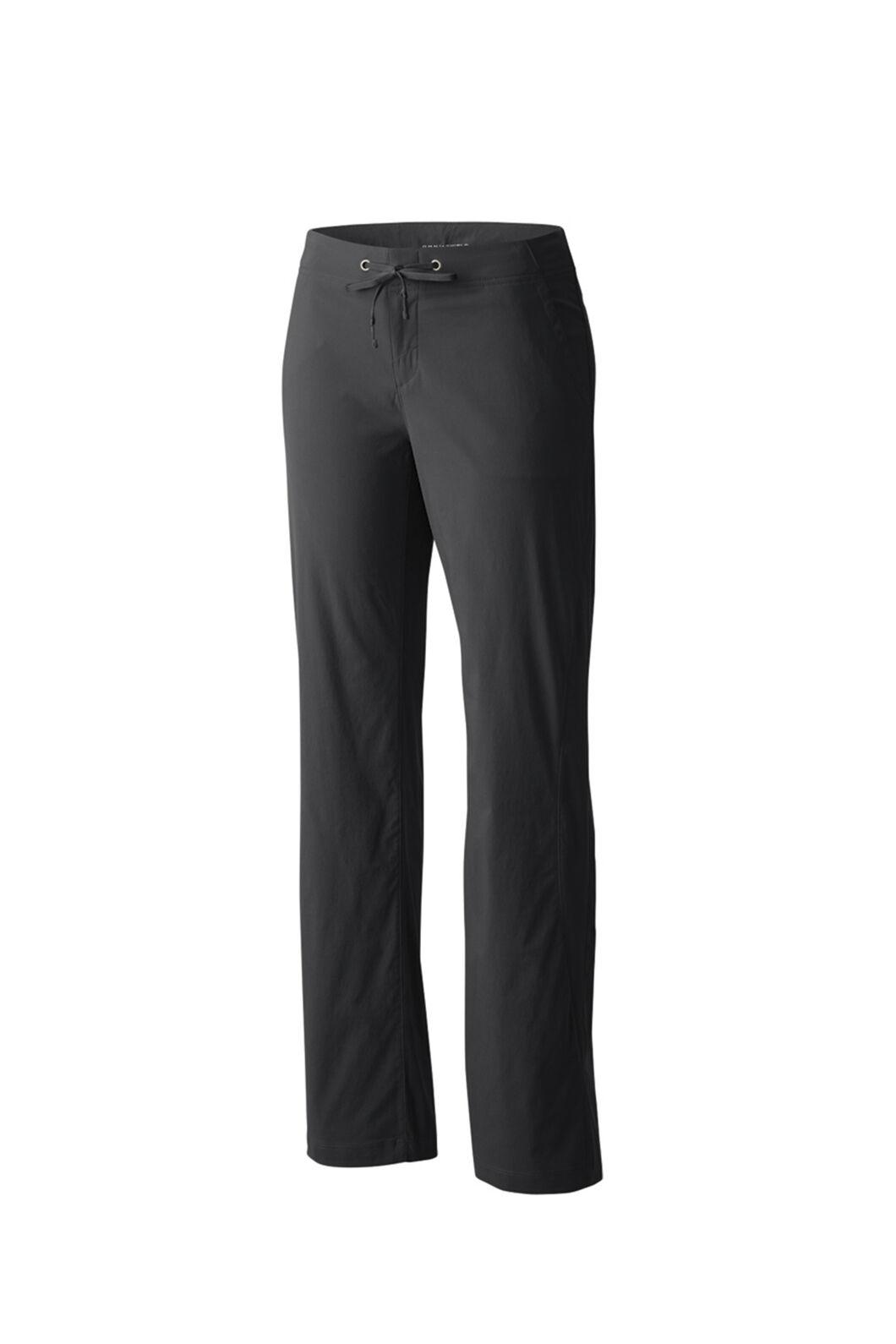 Columbia Women's Anytime Slim Pant, Black, hi-res