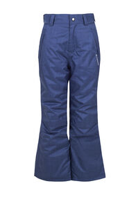Macpac Spree Ski Pants - Kids', Medieval Blue, hi-res