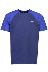 Take a Hike Short Sleeve Top - Men's, Medieval Blue, hi-res