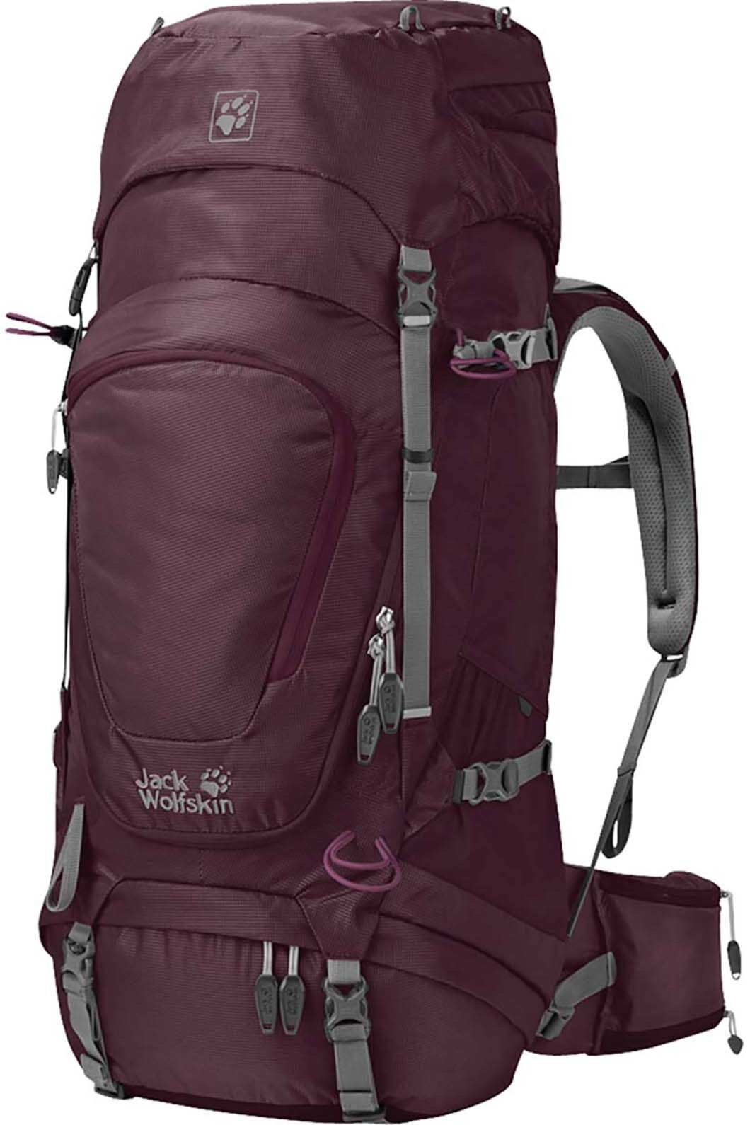 Jack Wolfskin Highland Trail XT Trekking Pack 45L, None, hi-res