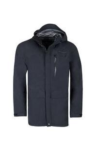 Macpac Resolution Pertex® Rain Jacket - Men's, Black, hi-res