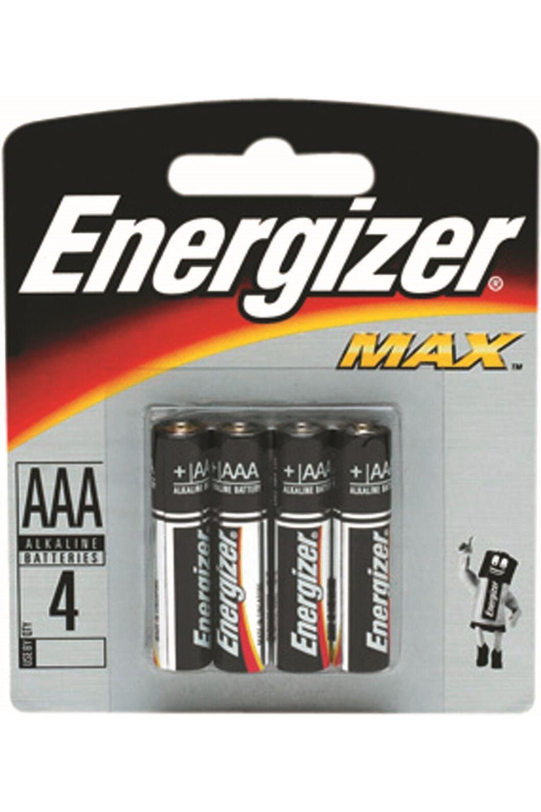 Energizer Max AAA Batteries, None, hi-res