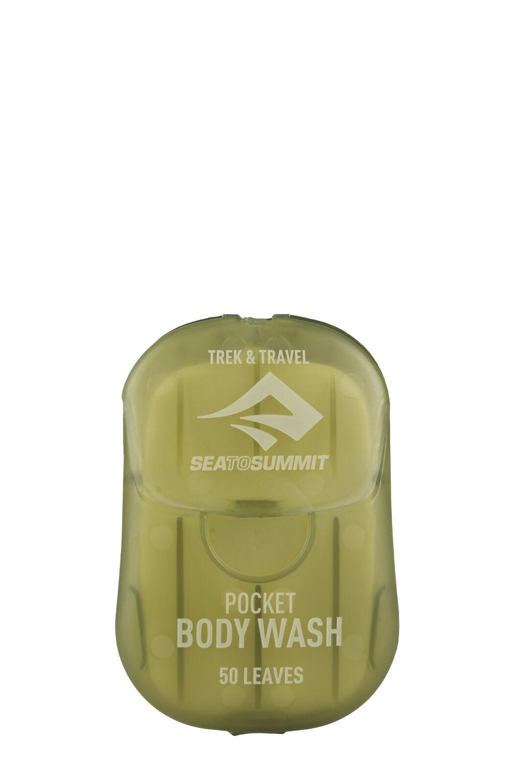 Sea to Summit Pocket Body Wash, None, hi-res