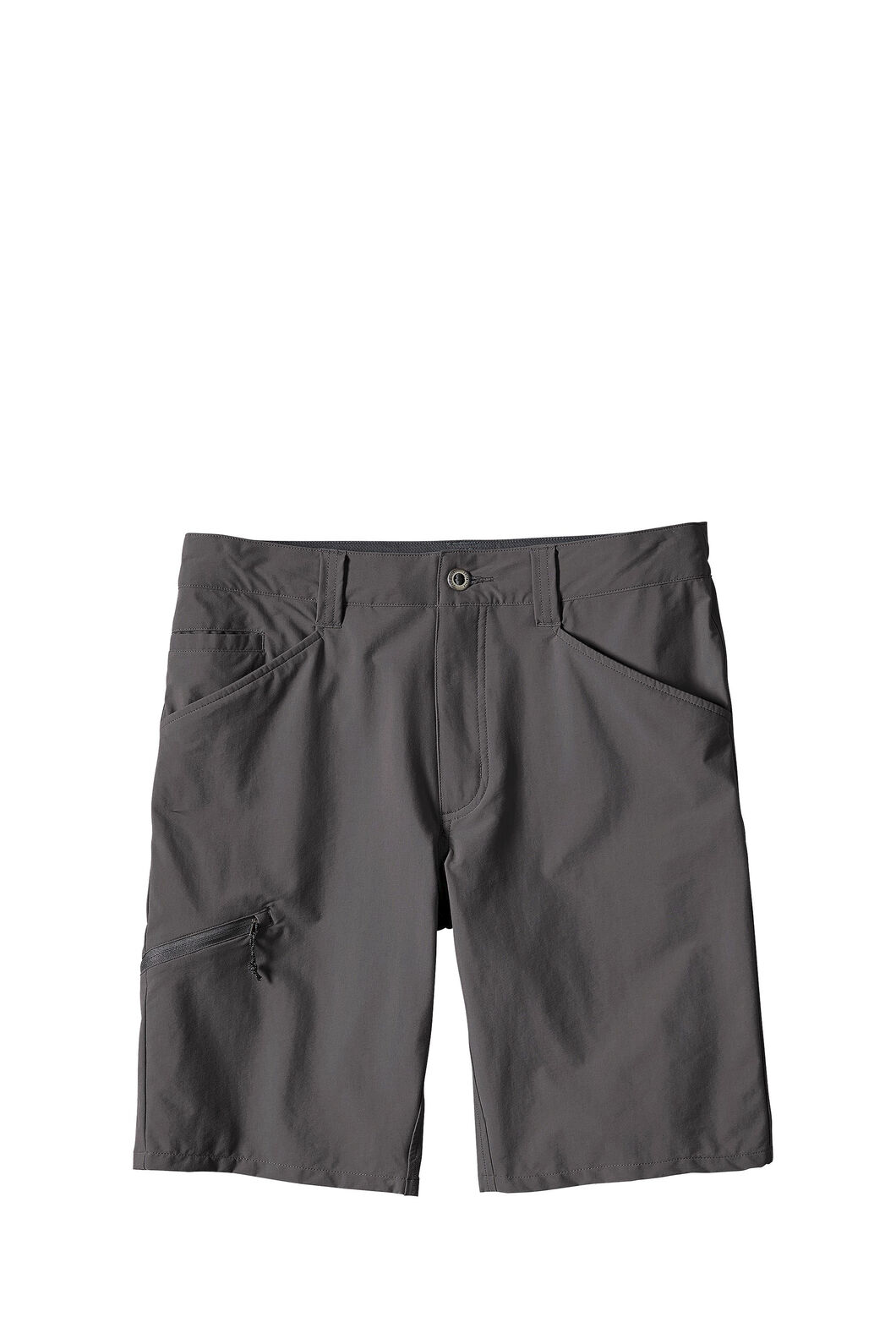 Patagonia Men's Quandary Shorts Forge, FORGE GREY, hi-res