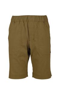 Macpac Kids' Piha Shorts, Breen, hi-res