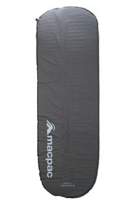 Macpac Self-Inflating Sleeping Mat — 5 cm, Forged Iron, hi-res