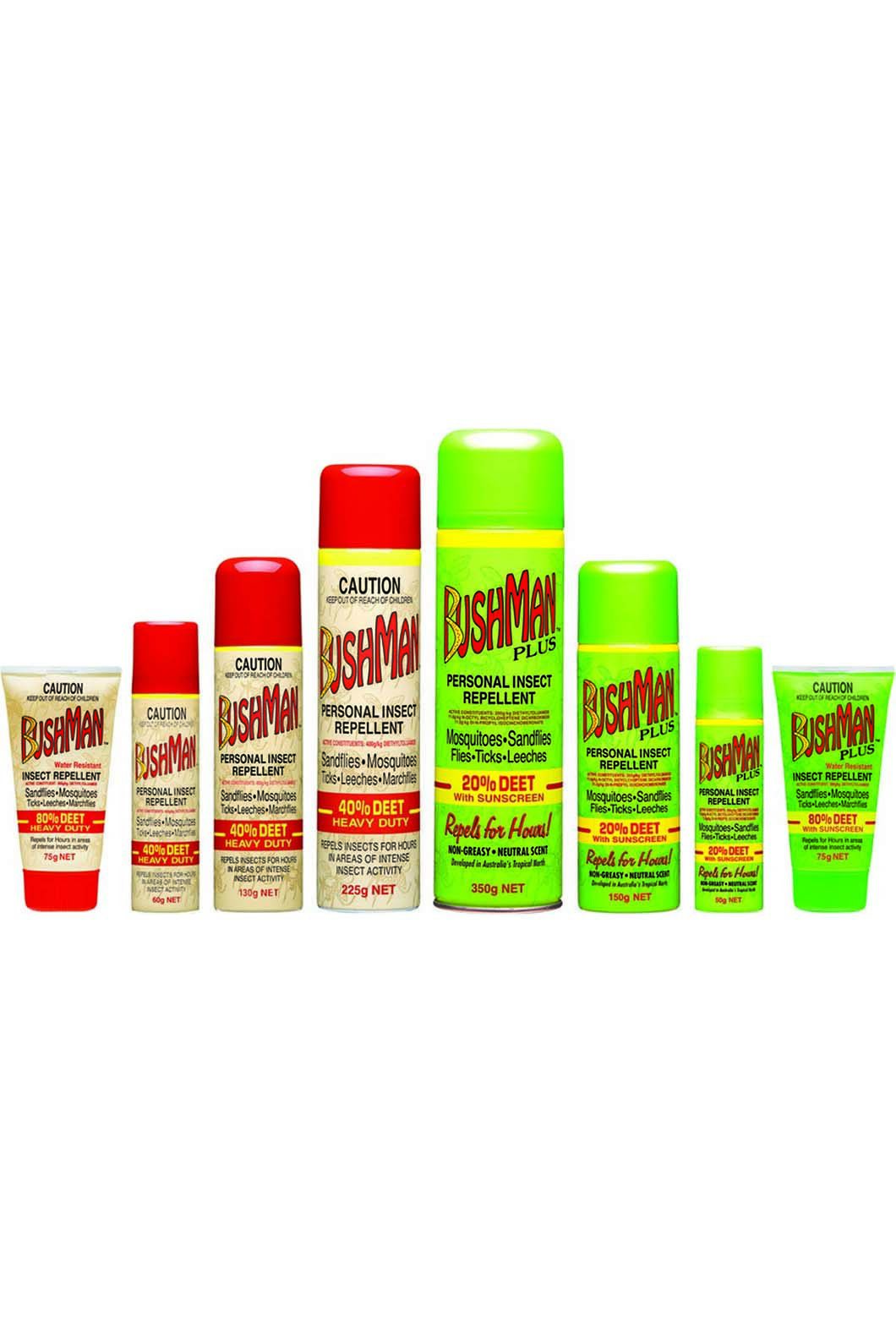 Bushman Aero Insect Repellent 225g, None, hi-res