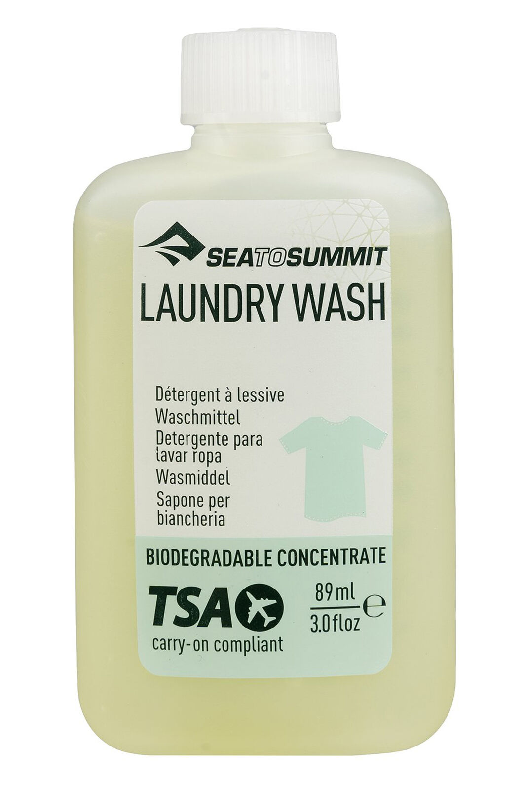 Sea to Summit Laundry Wash 89mL, None, hi-res