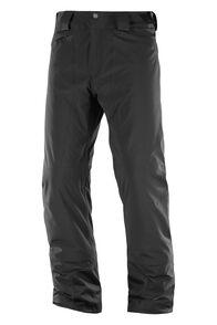 Salomon Men's Icemania Ski Pants, Black, hi-res