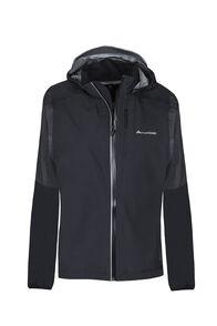 Macpac Transition Pertex® Shield Rain Jacket — Women's, Black, hi-res