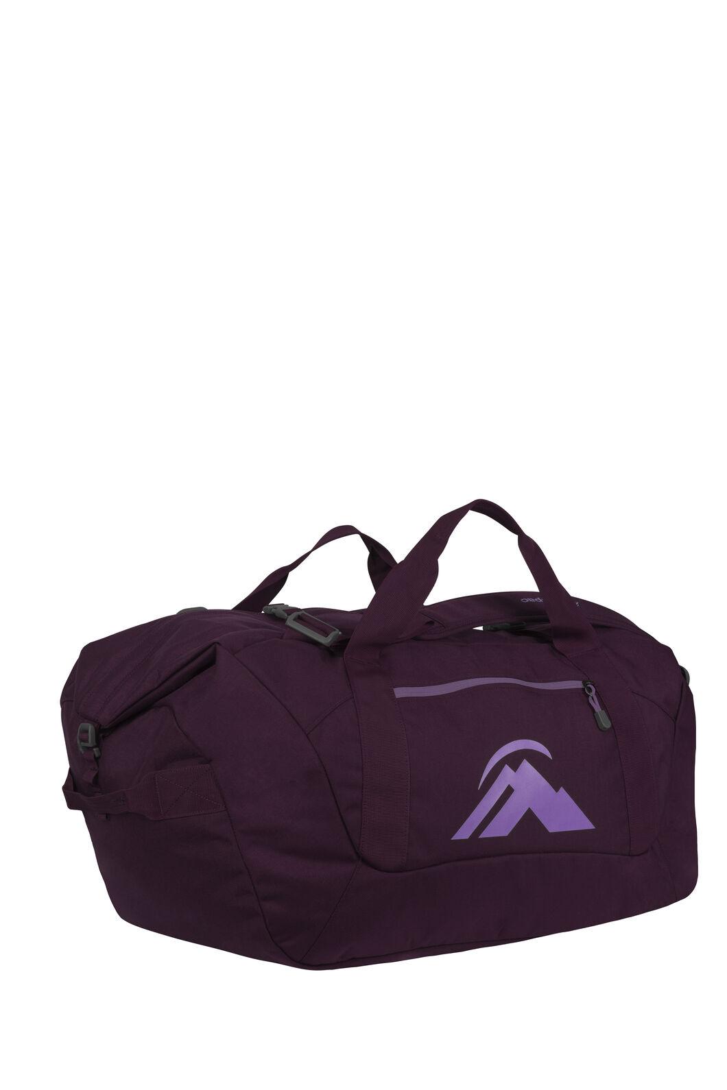 Macpac Duffel 80L, Potent Purple, hi-res