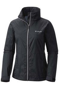 Columbia Women's Switchback II Fleece Jacket, Black, hi-res