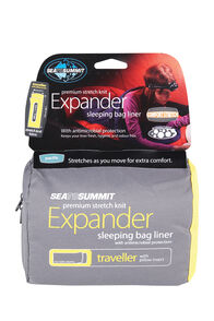 Sea to Summit Expander Travel Liner with Pillow Slip, None, hi-res